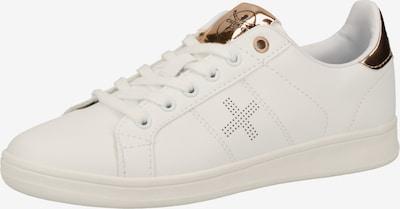 CHIEMSEE Sneaker in gold / weiß, Produktansicht