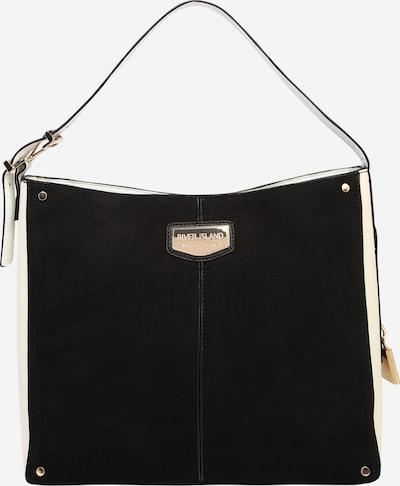 River Island Дамска чанта в черно / бяло, Преглед на продукта