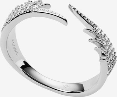 FOSSIL Ring in silber, Produktansicht