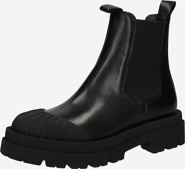 Kennel & Schmenger Chelsea Boots 'STUDIO' in Schwarz