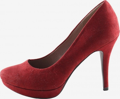 Only Pink Plateau-Pumps in 38 in rot, Produktansicht
