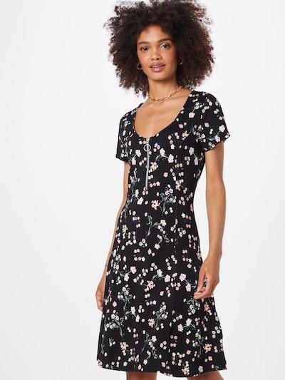 ABOUT YOU Kleid 'Ivana' in mischfarben / schwarz, Modelansicht