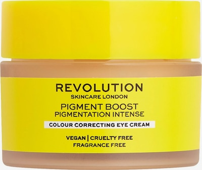 Revolution Skincare Augencreme 'Pigment Boost Colour Correcting' in beige, Produktansicht