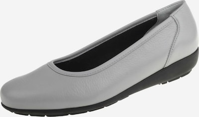 Natural Feet Ballerina 'Johanna' in grau, Produktansicht
