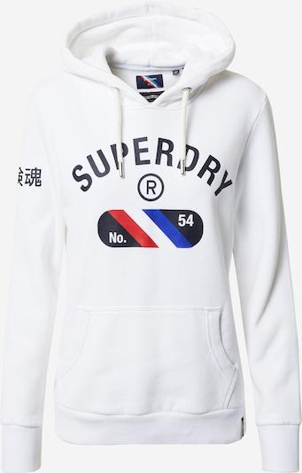 kék / piros / fehér Superdry Tréning póló, Termék nézet