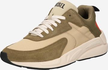 DIESEL Sneaker 'SERENDIPITY' in Grün