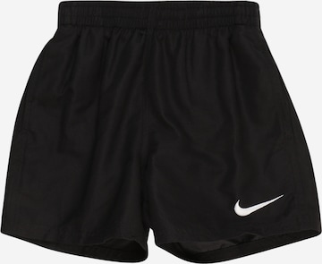 Maillot de bain de sport Nike Swim en noir