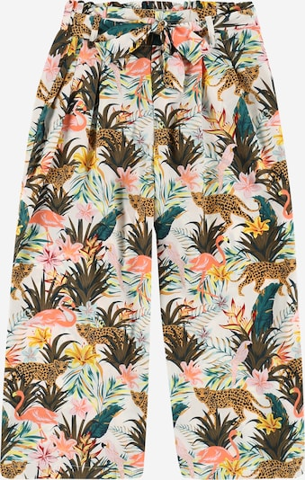 NAME IT Spodnie 'VINAYA' w kolorze mieszane kolory / białym, Podgląd produktu