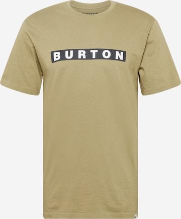 BURTON Funktsionaalne särk 'Vault', värv roheline