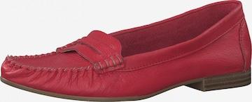 TAMARIS Mokassin in Rot