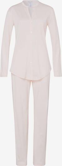 Hanro Pyjama ' Cotton Deluxe ' en rose, Vue avec produit