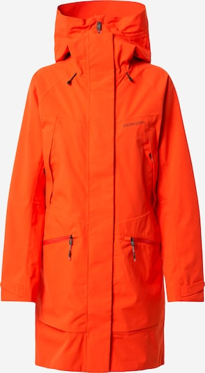 Didriksons Outdoor jacket 'Ilma' in Orange red, Item view
