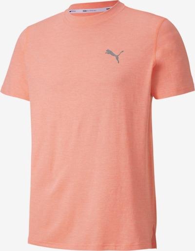 PUMA T-Shirt fonctionnel en rose, Vue avec produit