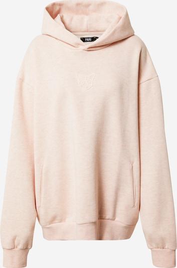 PARI Sweat-shirt en rose, Vue avec produit
