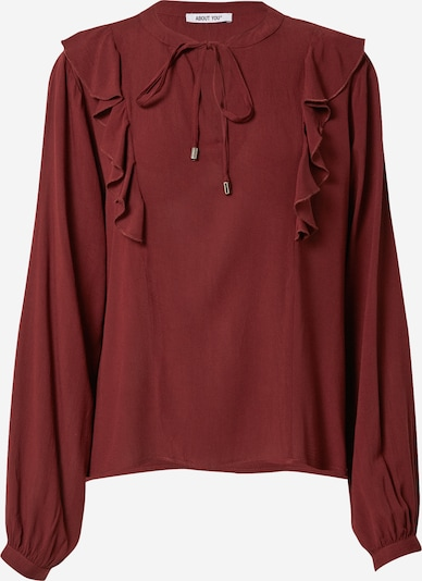 ABOUT YOU Blouse 'Darja' in Bordeaux, Item view