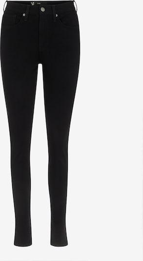 Y.A.S Jeans 'Ayo' in black denim, Produktansicht