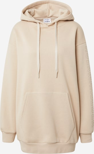 Hoermanseder x About You Sweatshirt 'Maxi' in beige, Produktansicht