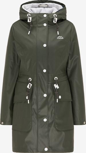 ICEBOUND Mantel in dunkelgrün, Produktansicht