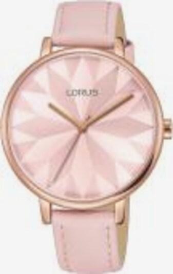 LORUS Uhr in rosegold / rosa, Produktansicht