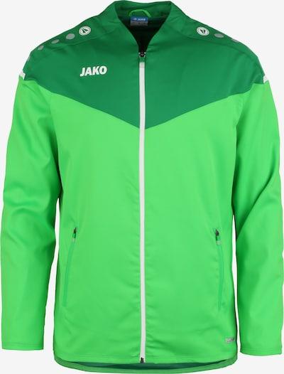 JAKO Sportjas 'Champ 2.0 ' in de kleur Groen, Productweergave