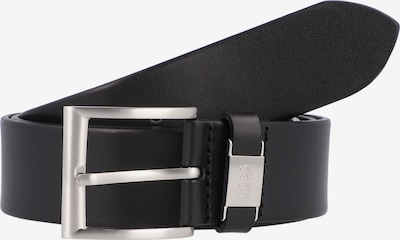 BOSS Belt 'Connio' in black / silver, Item view