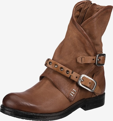 A.S.98 Boots in Braun