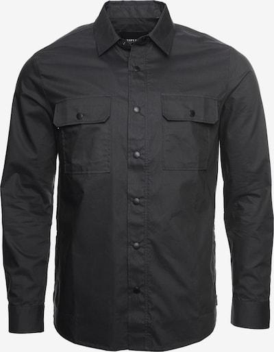 Superdry Overhemd in de kleur Zwart, Productweergave