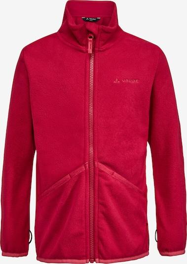 VAUDE Jacke 'Pulex' in rot, Produktansicht