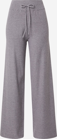 Guido Maria Kretschmer Collection Pants 'Claire' in Grey / mottled grey, Item view