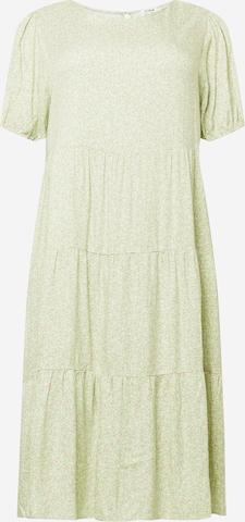 Cotton On Curve Kleid in Grün