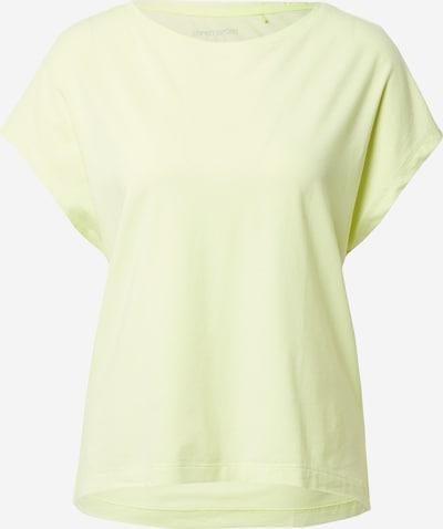 Tricou funcțional ESPRIT SPORT pe galben deschis, Vizualizare produs