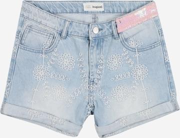 Desigual Jeans in Blau