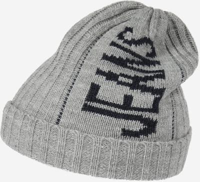Pepe Jeans Mütze 'FABIO' in grau / schwarz, Produktansicht