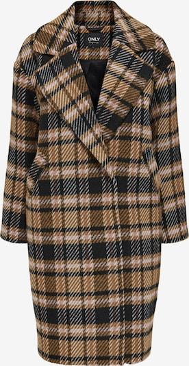 ONLY Přechodný kabát 'Sofia' - hnědá / růžová / černá / bílá, Produkt