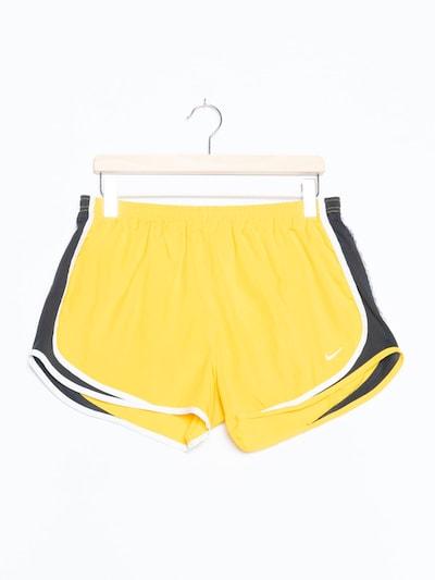NIKE Sporthose in XL in gelb, Produktansicht
