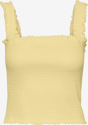 VERO MODA Toppi 'Isabel' värissä vaaleankeltainen, Tuotenäkymä