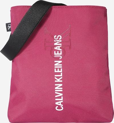 Calvin Klein Jeans Taška cez rameno - eozín / čierna / biela, Produkt