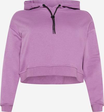Urban Classics Curvy Sportisks džemperis debesu lillā, Preces skats