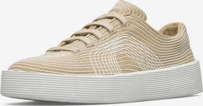 CAMPER Sneaker ' Courb ' in beige, Produktansicht