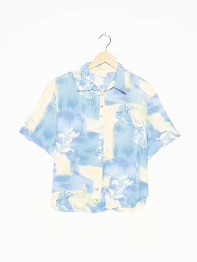 Barisal Bluse in L-XL in himmelblau, Produktansicht