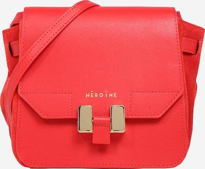 Maison Hēroïne Schoudertas 'Frida' in de kleur Rood, Productweergave