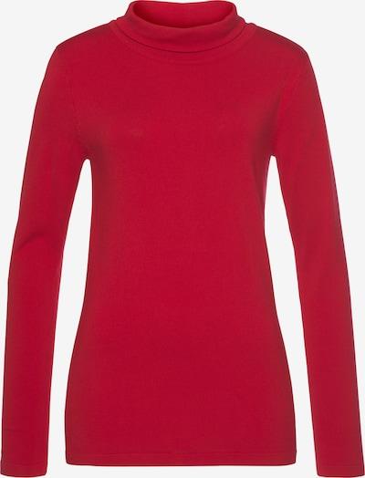 BRUNO BANANI Pullover in rot, Produktansicht