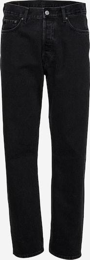 WEEKDAY Jeans 'Space Seven' in black denim, Produktansicht