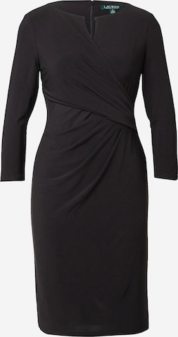 Lauren Ralph Lauren Sheath dress 'Carlonda' in Black