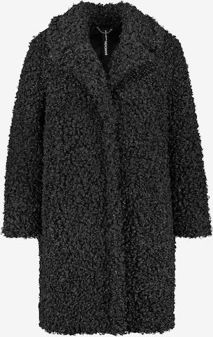 SAMOON Winter Coat in Black