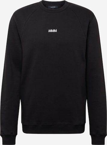 Bluză de molton de la Matinique pe negru