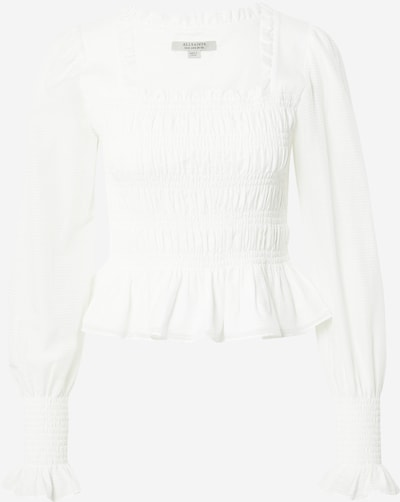 AllSaints Blouse in White, Item view