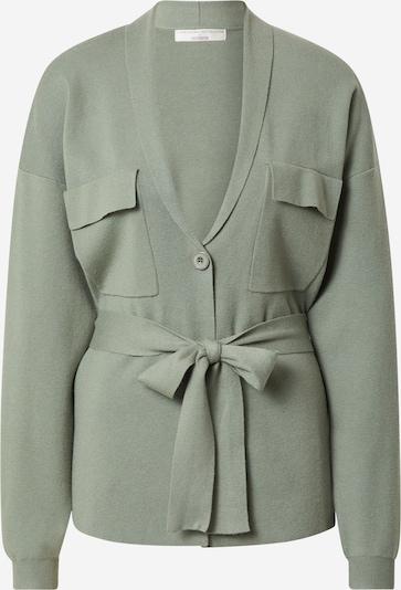 Guido Maria Kretschmer Collection Strickjacke 'Meline' in grün, Produktansicht