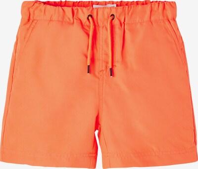 NAME IT Plavecké šortky 'Zelixo' - oranžová, Produkt