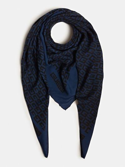 GUESS Schal in kobaltblau / dunkelblau, Produktansicht